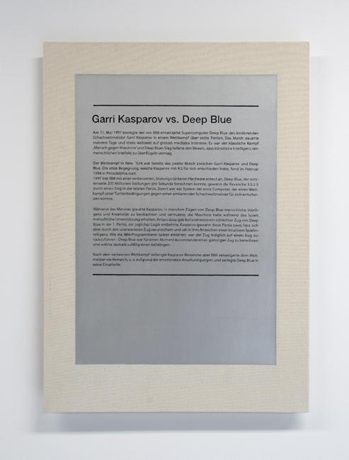 Acryl auf Baumwolle, 42 x 30 cm