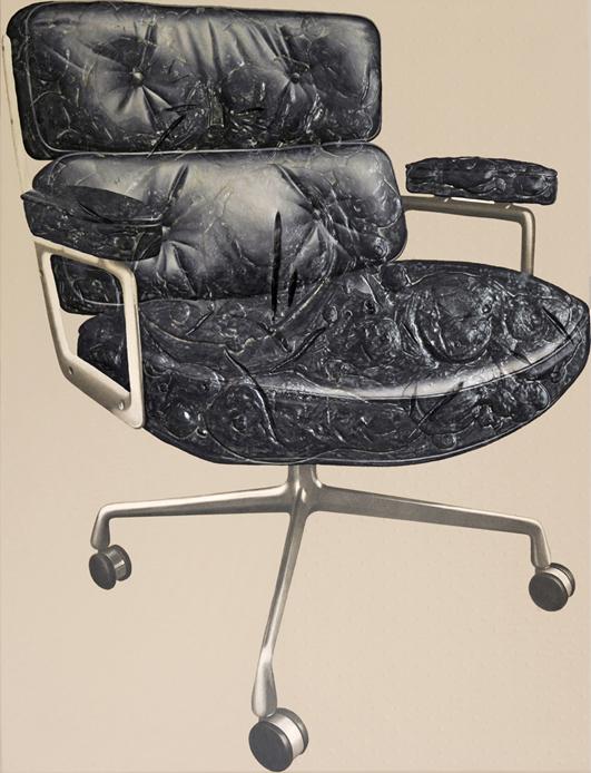 Acryl auf Baumwolle, 105 x 80 cm